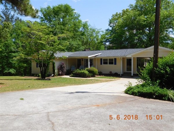 Investment property: Winston, GA 30187